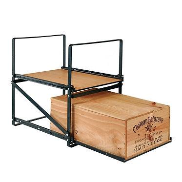 Выдвижные стеллажи ящики для погреба Eurocave Modulorack