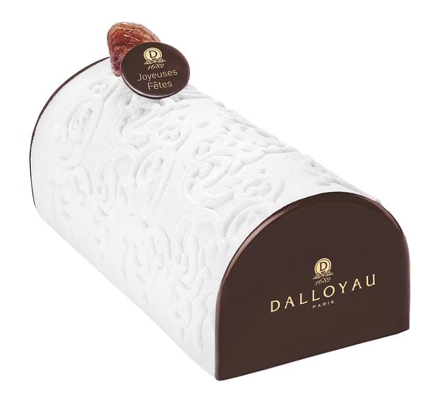 Dalloyau noel рождественское полено