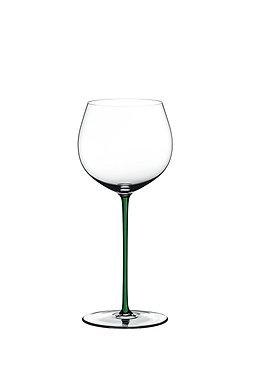 Бокал Riedel Fatto a Mano Oakd Chardonnay Green