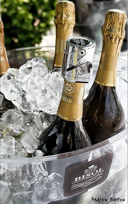 Ведёрки для охлаждения вина и шампанского