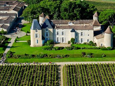 Воры выкрали 380 бутылок из погреба Chateau d'Yquem