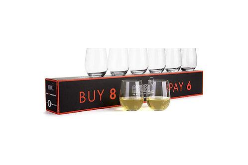 Бокалы для вина O-Riedel Viognier /Chardonnay 8 по цене 6