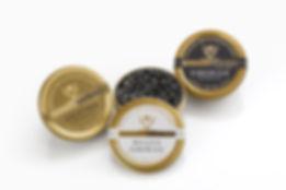 черная икра Caviar Giaveri
