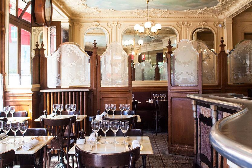 кафе Brasserie Le Chardenoux, Paris