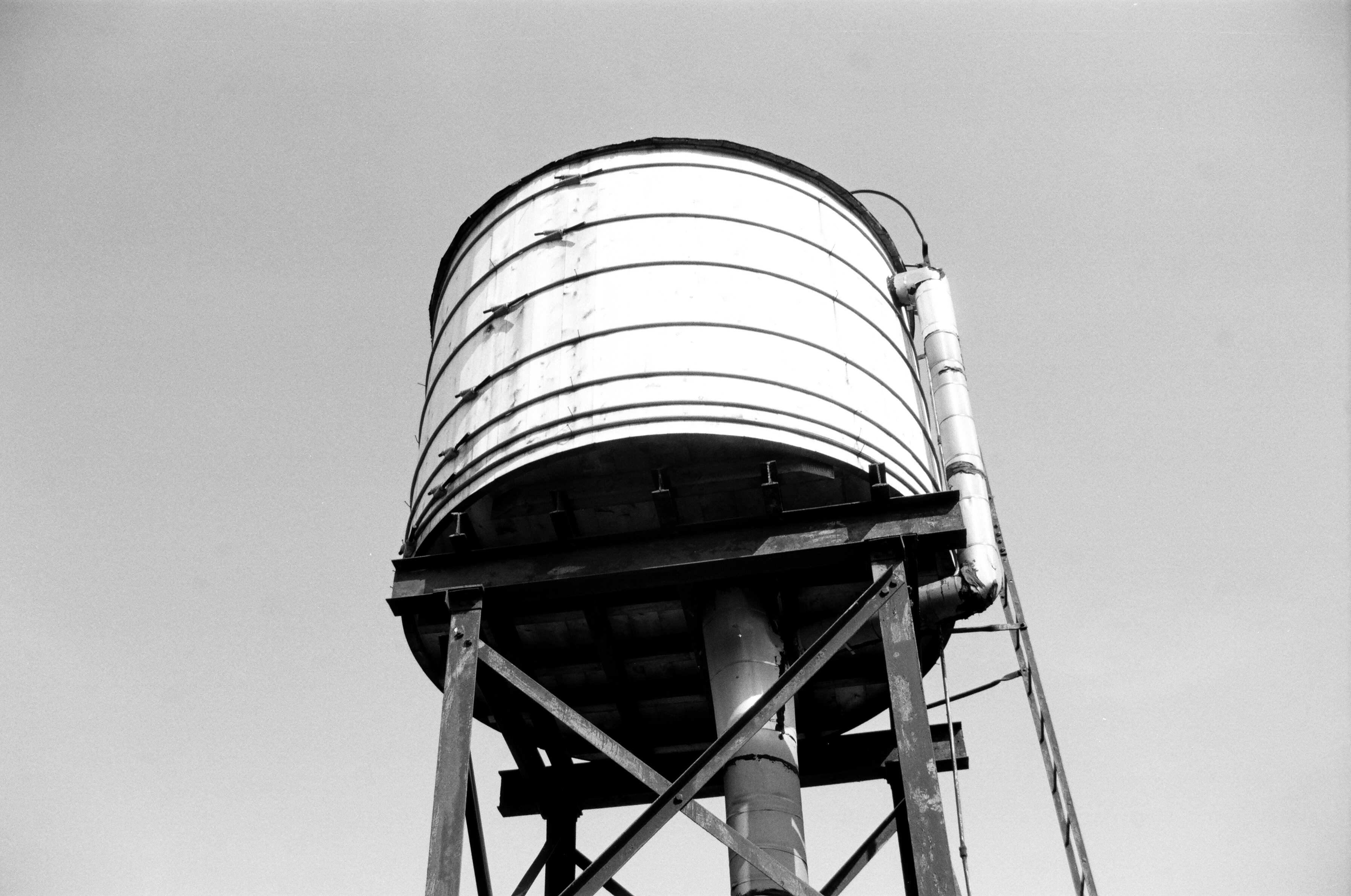 WaterTower Brooklyn Skyline Rooftop