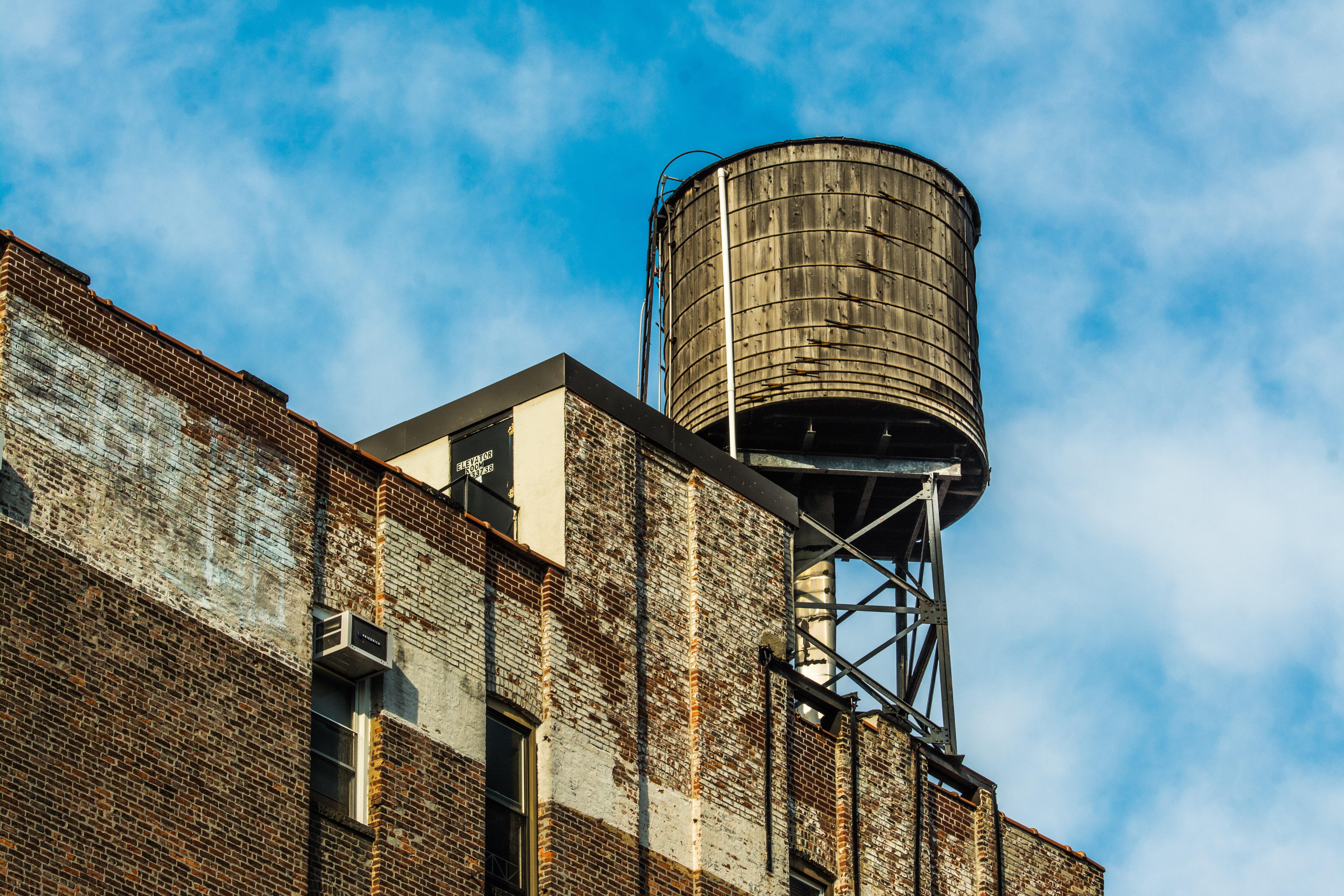 Water Tank NYC