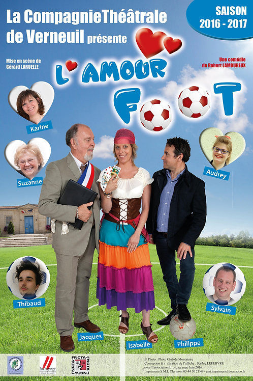 DVD L'Amour Foot