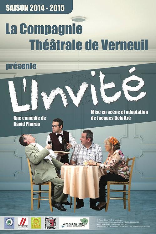 DVD L'Invité