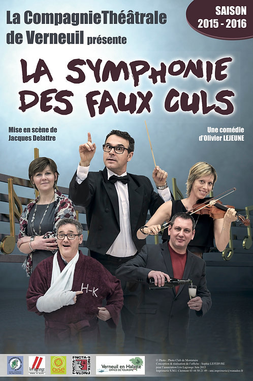 DVD La Symphonie Des Faux Culs