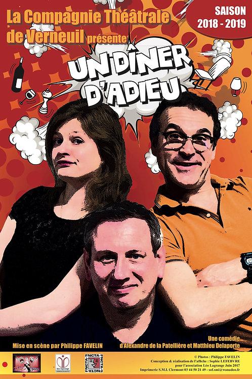 DVD Un Dîner D'Adieu