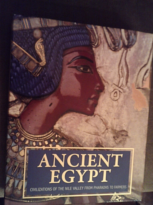 Ancient Egypt- Hard Cover Book