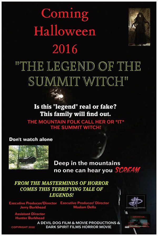 Summit Witch Horror Movie