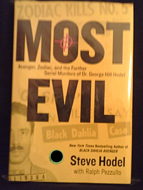 Most Evil- Hardcover