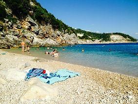 Potok Beach