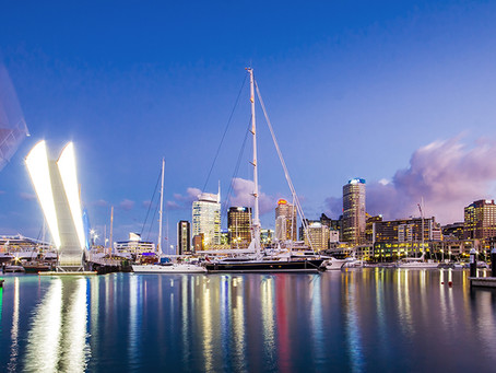 The Wynyard Quarter: From petrol tanks to lattes, theatre and beyond