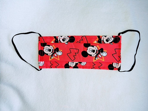 DISNEY-Red Mickey Mouse