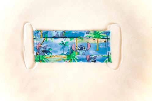 DISNEY- Stitch at the beach Mask