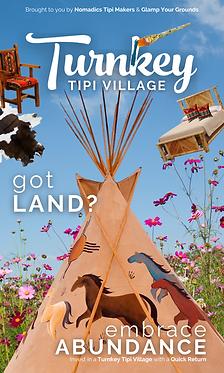 Turnkey Tipi Village Banner Ad.png