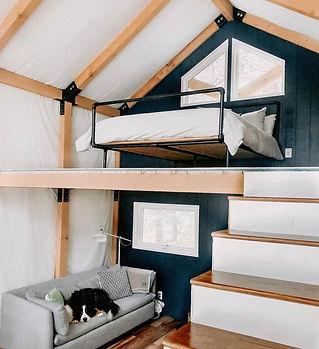 Cedar Bound Two Story Cabin Interior.jpg