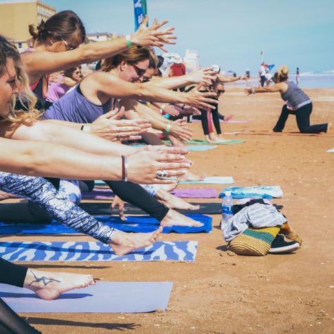 Bloom Guru Beach Yoga Flash Mob.jpg