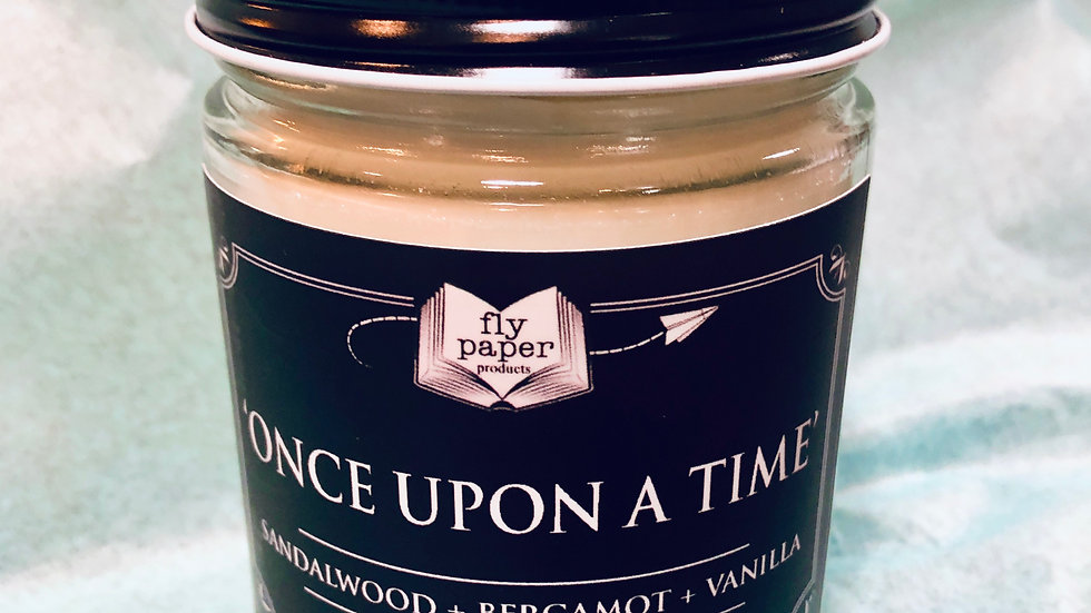 Once Upon A Time 12 oz candle