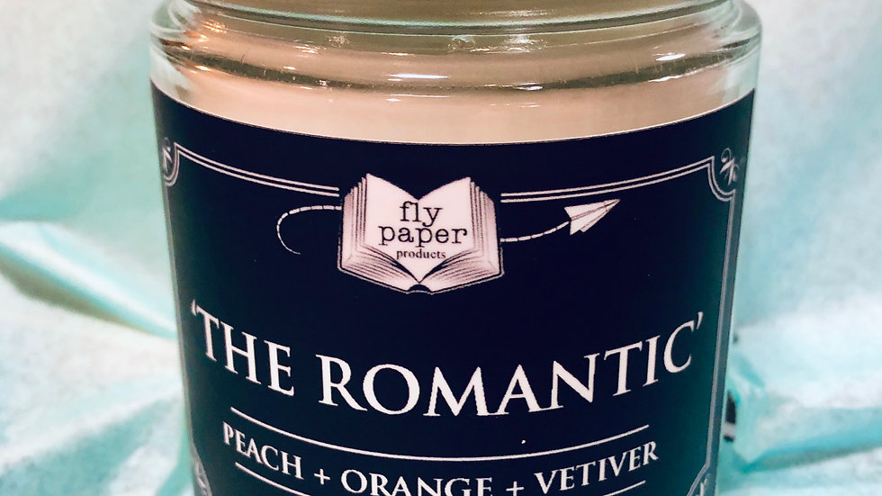 The Romantic 12 oz candle