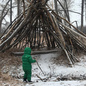 Why we should speak up for natural places for our children to play