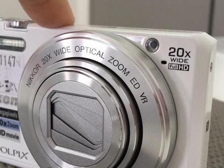 Naprawa aparatów kompaktowych