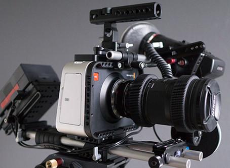 Naprawy kamer video