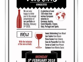 Portfolio Wine Tasting 2018