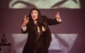 MUSIK 2 Frances Barber as Billie Trix Ph