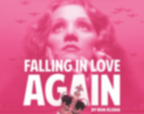 Falling in Love Again client page image.