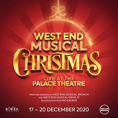 West End Musical Christmas Social 1080x1
