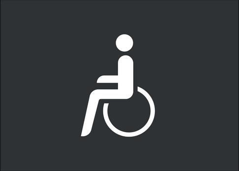 Behinderten-Symbol