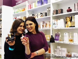 Ieri a Marionnaud Parfumeries...