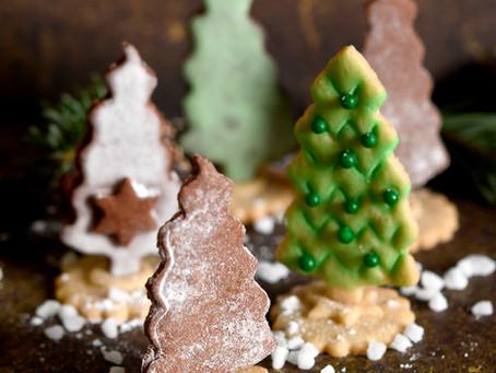 Les petits sablés incontournables de Noël