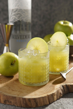 Cocktail - Apple Mojito