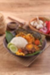Nasi Sunda Kelapa