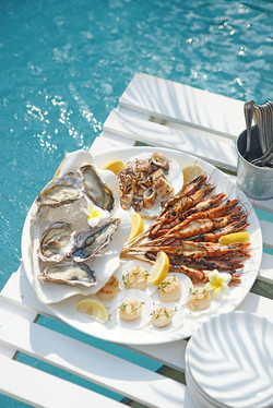 Grilled Seafood Jimbaran