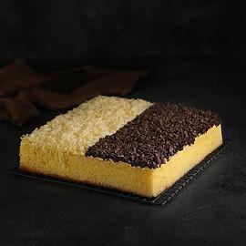 Nutty Mocha Cake