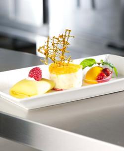 Fine Dining - Dessert Course