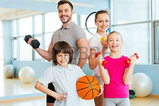 37824006-happy-and-sporty-happy-family-h