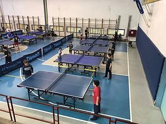 טניס שולחן- עירוני גבעתיים