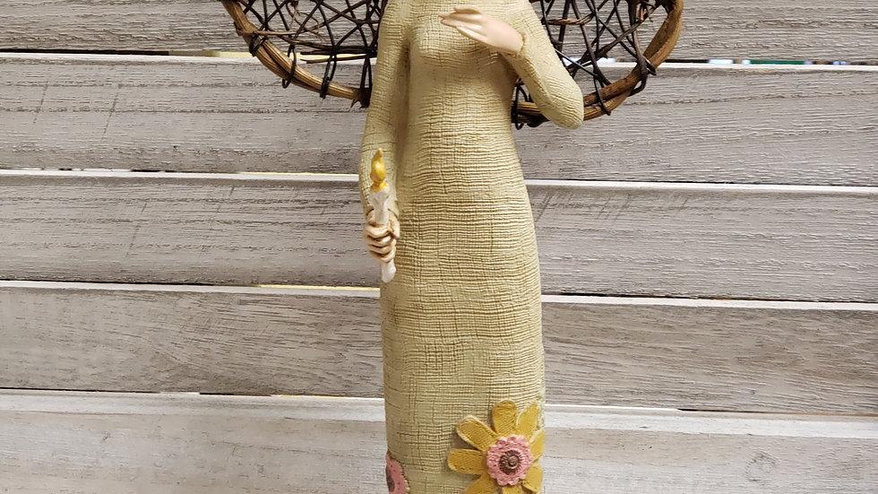 Thanks Angel Figurine