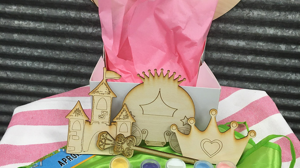 Princess Paint Kit