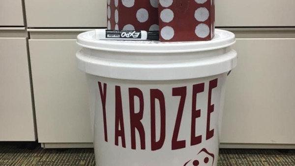 Yardzee Game!