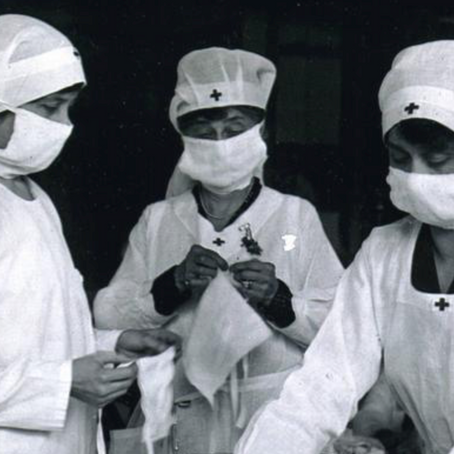 COVID-19 and the Spanish Influenza – racial inequalities throughout the two pandemics in the US