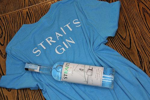Straits Gin Crew Neck Tee