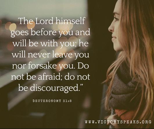 Is God sending YOU?