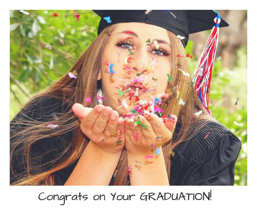 It's Graduation Season!